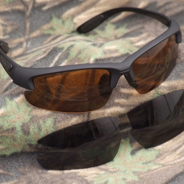 Hi-Lo Polarised Sunglasses