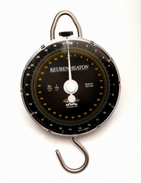 Standard Angling Scale